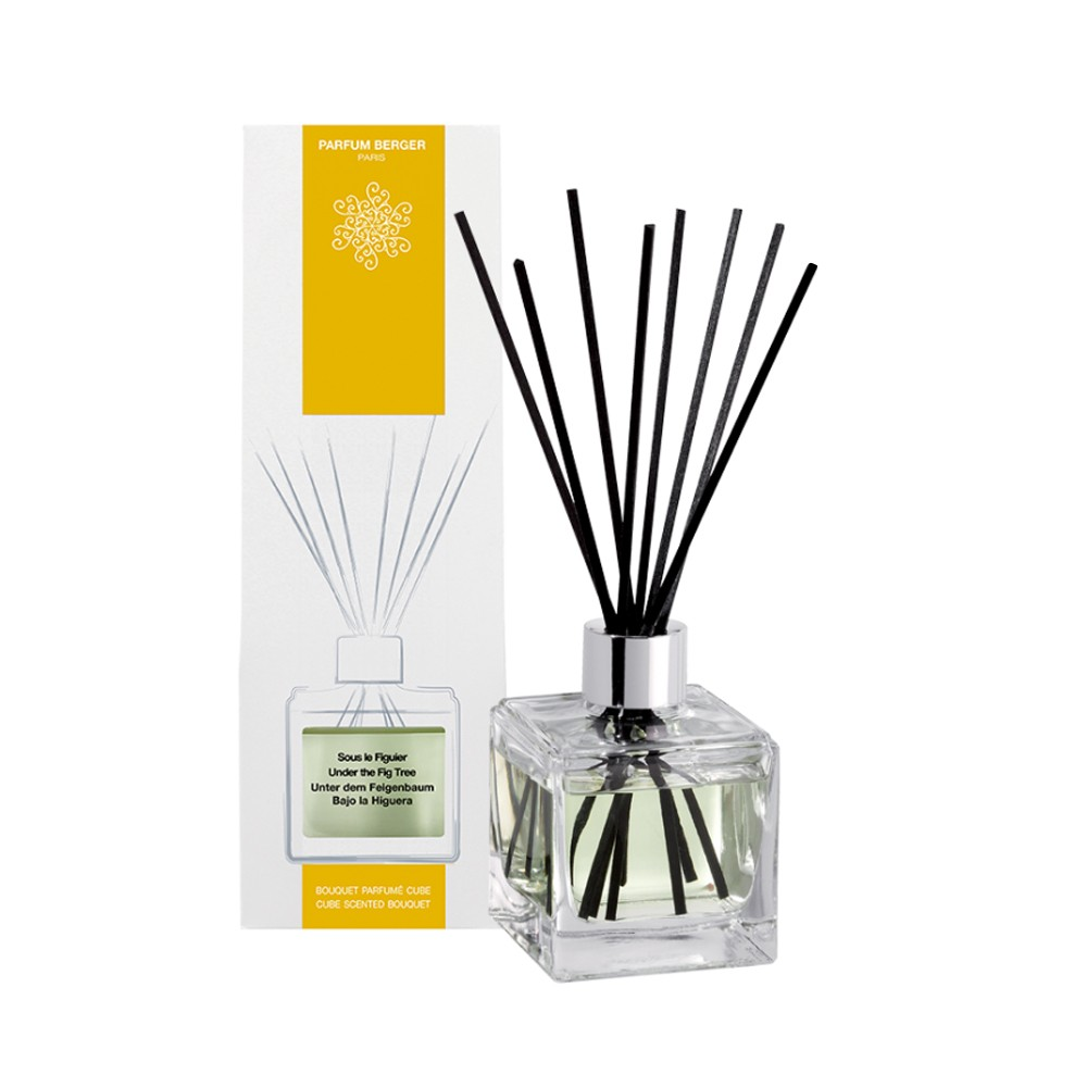 Parfum Berger | Diffuser Cube | Under the Fig Tree