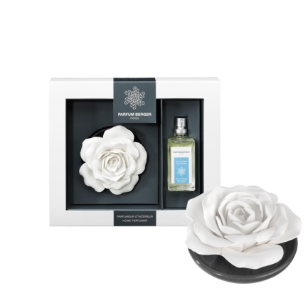 Parfum Berger | Rose on a Tray | Soap Memories