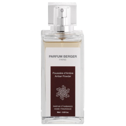 Parfum Berger - Home Fragrance Spray Bottle - Amber Powder