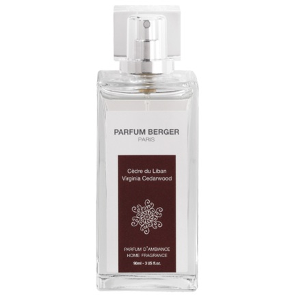 Parfum Berger - Home Fragrance Spray Bottle - Virginia Cedarwood
