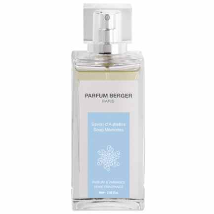 Parfum Berger - Home Fragrance Spray Bottle - Soap Memories