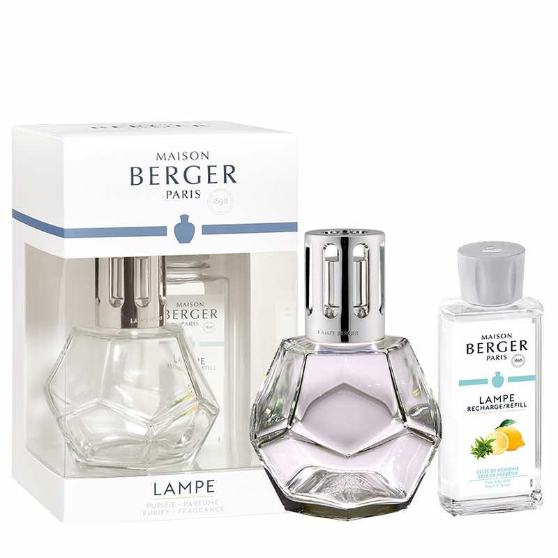 Maison Berger Geometry Gift Pack | Clear