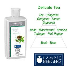 Lampe Berger 1L Green Chai