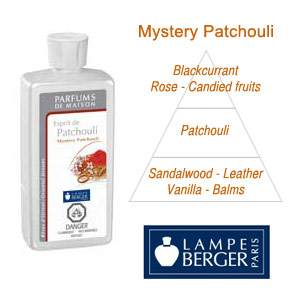 Lampe Berger 500mL Mystery Patchouli