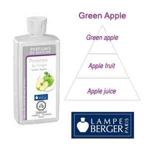 Lampe Berger 500mL Green Apple
