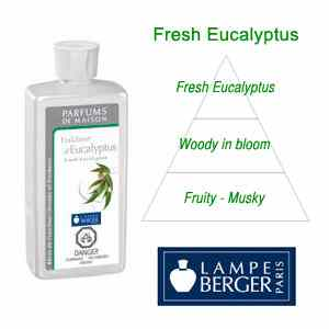 Lampe Berger 500mL Fresh Eucalyptus