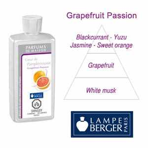 Lampe Berger 500mL Grapefruit Passion