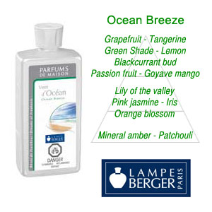 Lampe Berger 1L Ocean Breeze