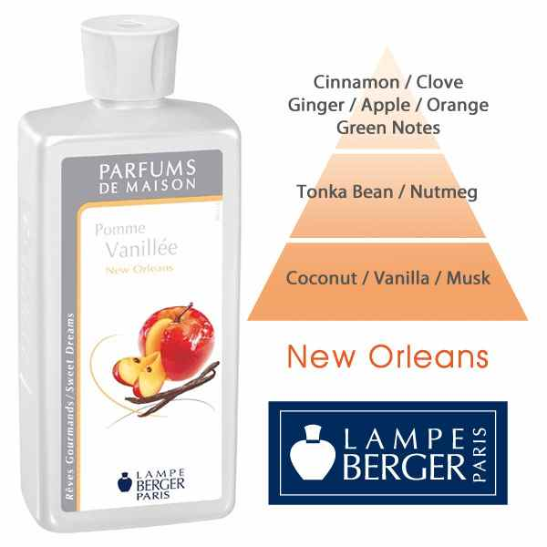 Lampe Berger 500mL New Orleans