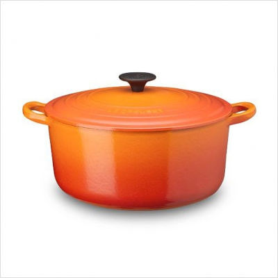 Le Creuset Round French Oven 2L Flame