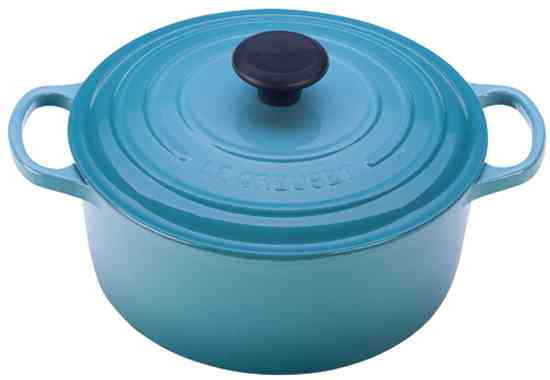 Le Creuset Round French Oven 4.2L Caribbean