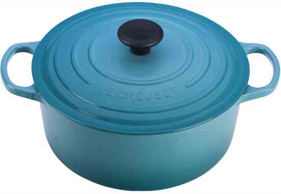 Le Creuset Round French Oven 5.3L Caribbean