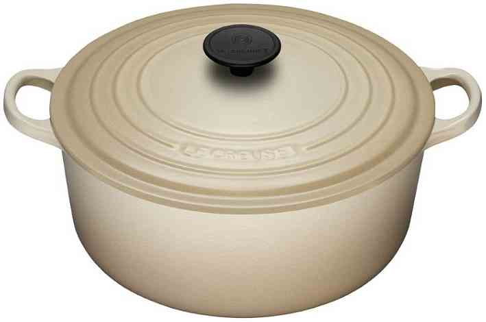 Le Creuset Round French Oven 5.3L Dune