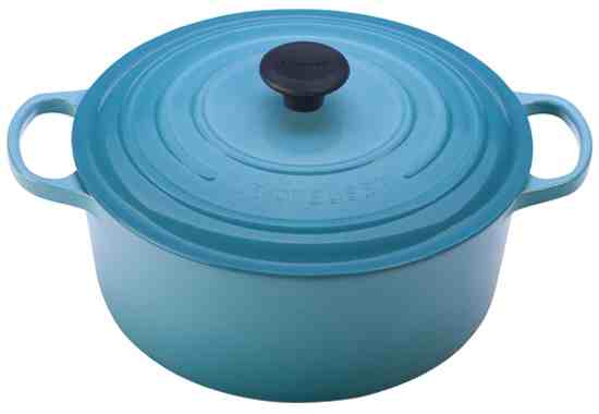 Le Creuset Round French Oven 6.7L Caribbean
