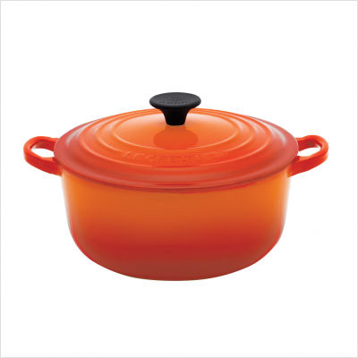 Le Creuset Round French Oven 6.7L Flame