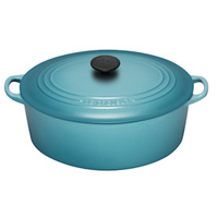 Le Creuset Oval French Oven 6.3L | Caribbean