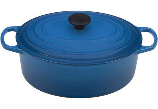 Le Creuset Oval French Oven 6.3L Marseille