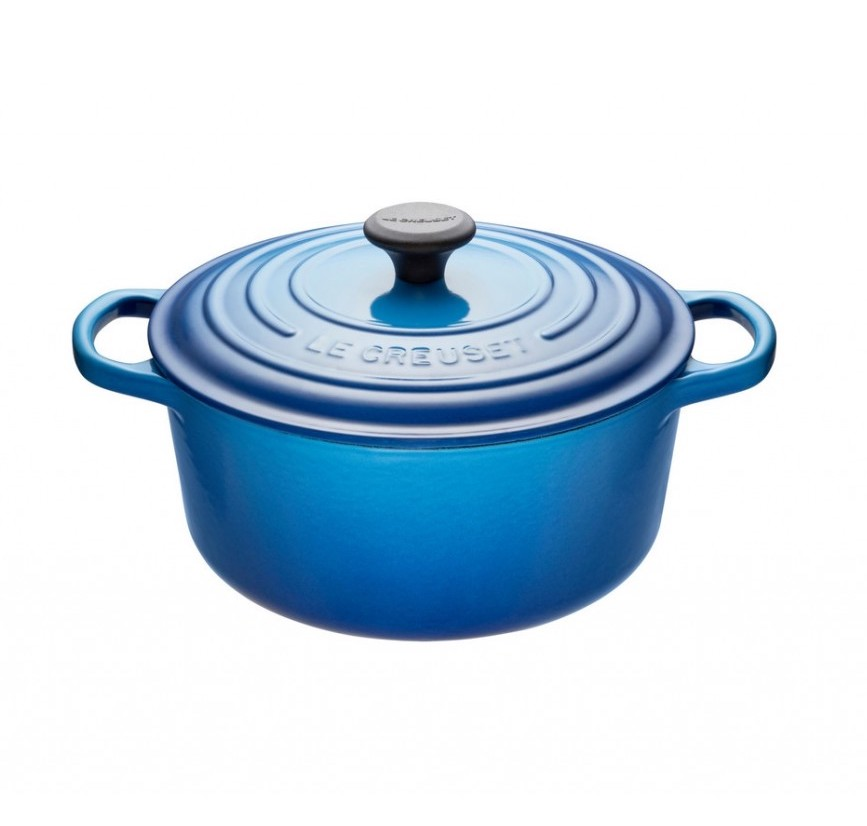 Le Creuset Round French Oven 2L | Blueberry