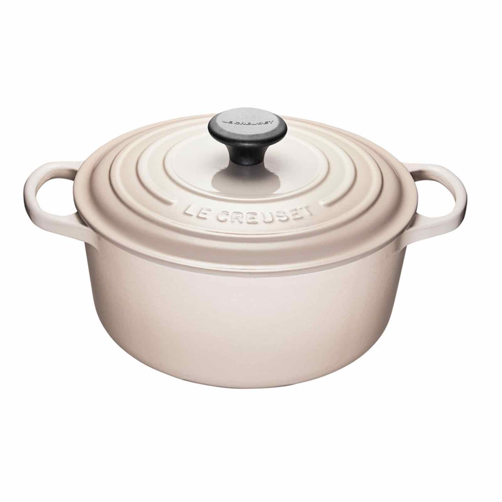 Le Creuset Round French Oven 4.2L | Meringue