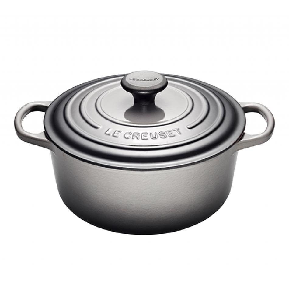Le Creuset Round French Oven 5.3L | Oyster