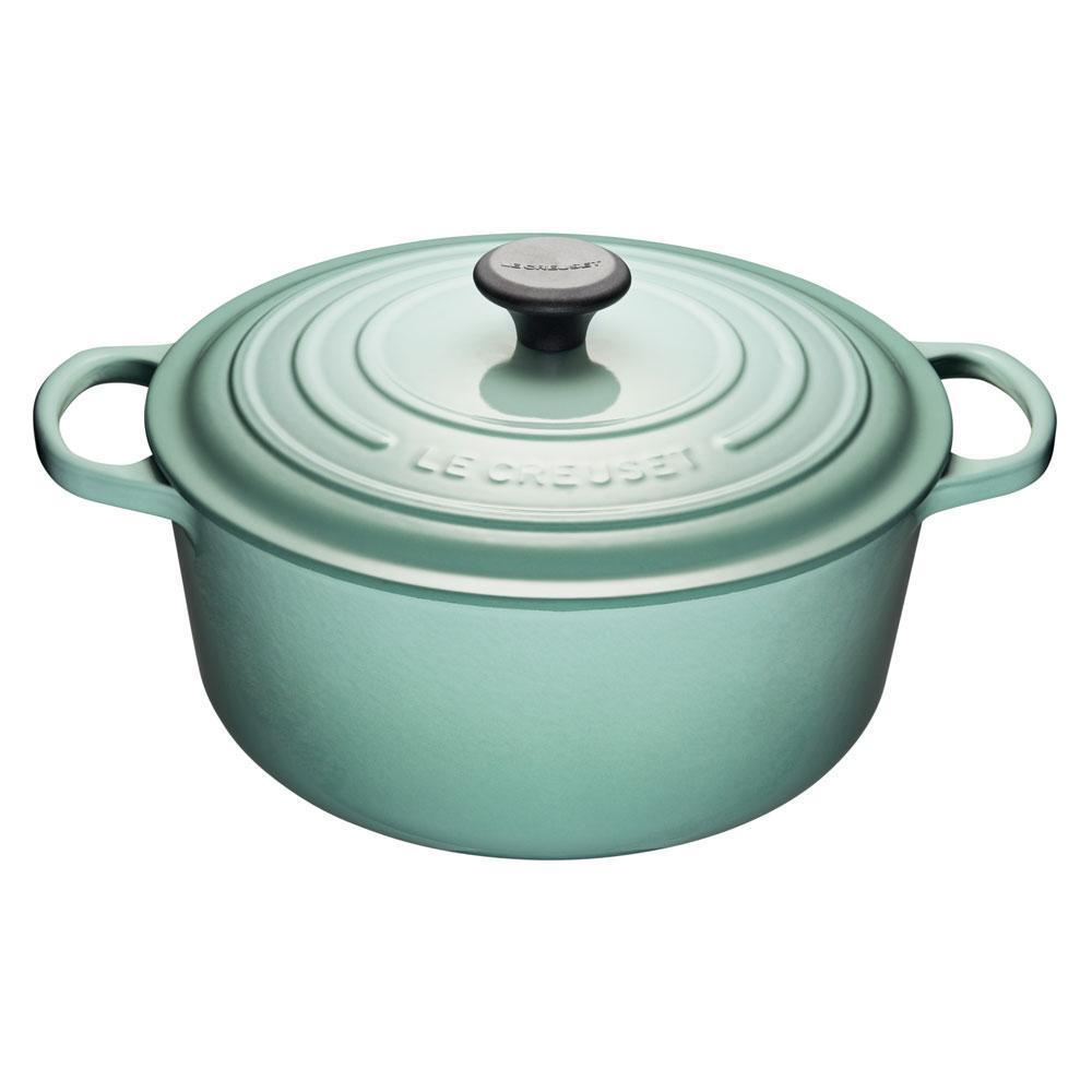 Le Creuset Round French Oven 5.3L | Sage