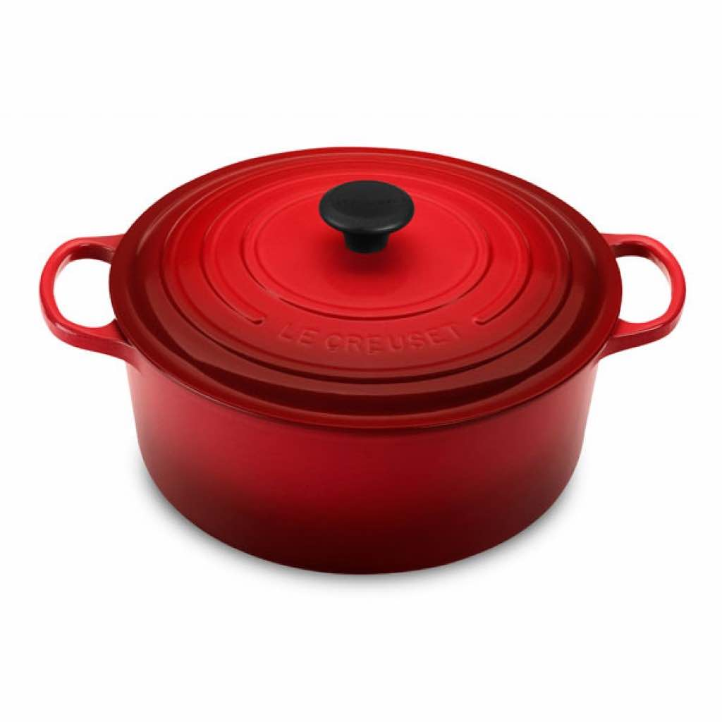 Le Creuset Round French Oven 8.1L | Cerise