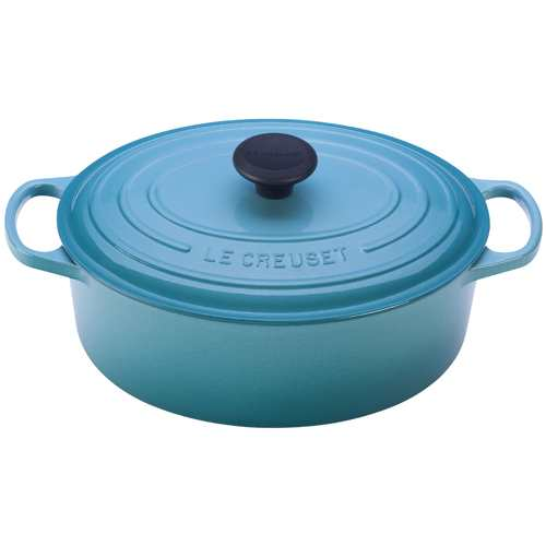Le Creuset Oval French Oven 4.7L Caribbean