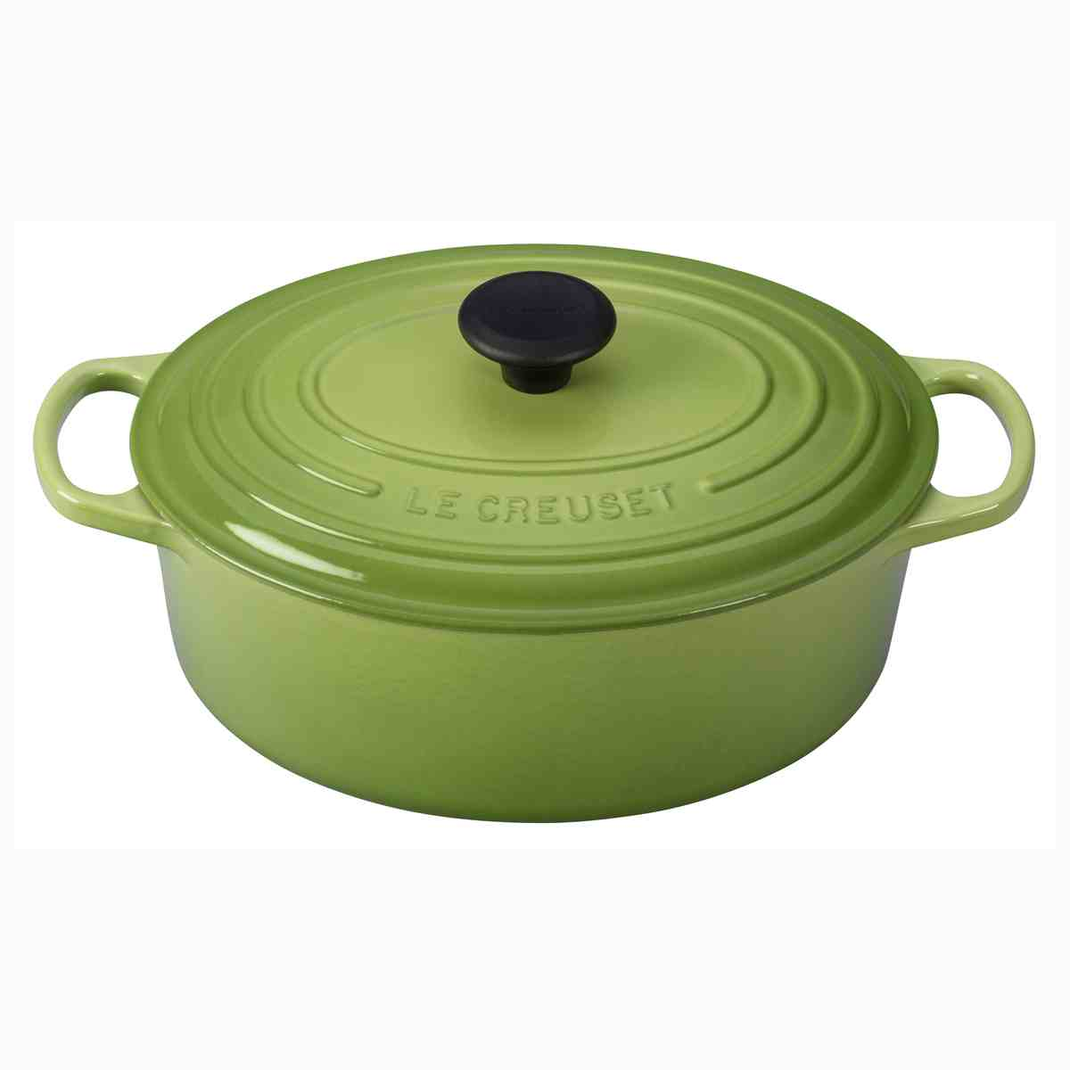 Le Creuset Oval French Oven 4.7L Palm