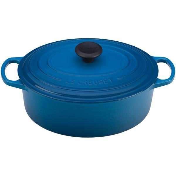 Le Creuset Oval French Oven 4.7L Marseille