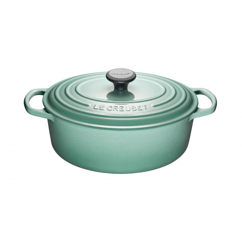 Le Creuset Oval French Oven 4.7L | Sage