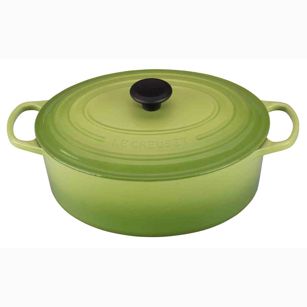 Le Creuset Oval French Oven 6.3L Palm
