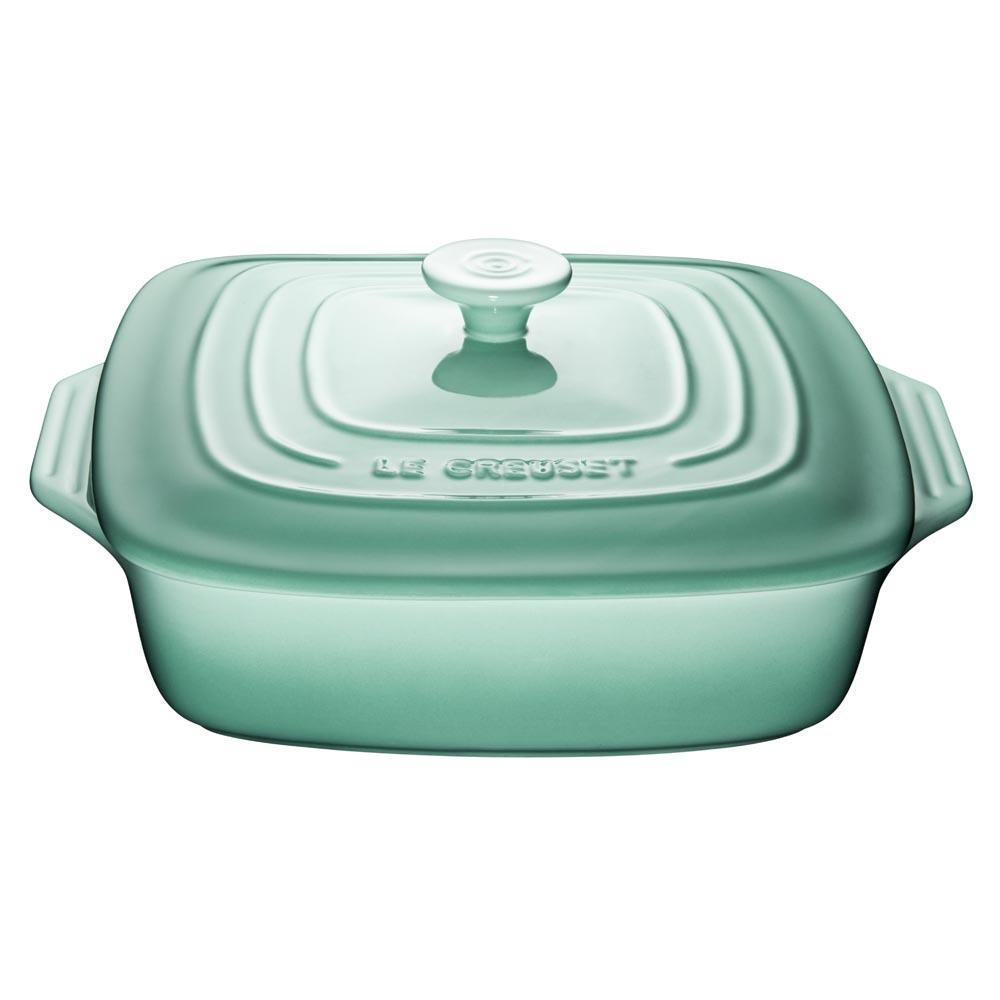 Le Creuset Covered Square Baker 24cm | 2.6L Sage