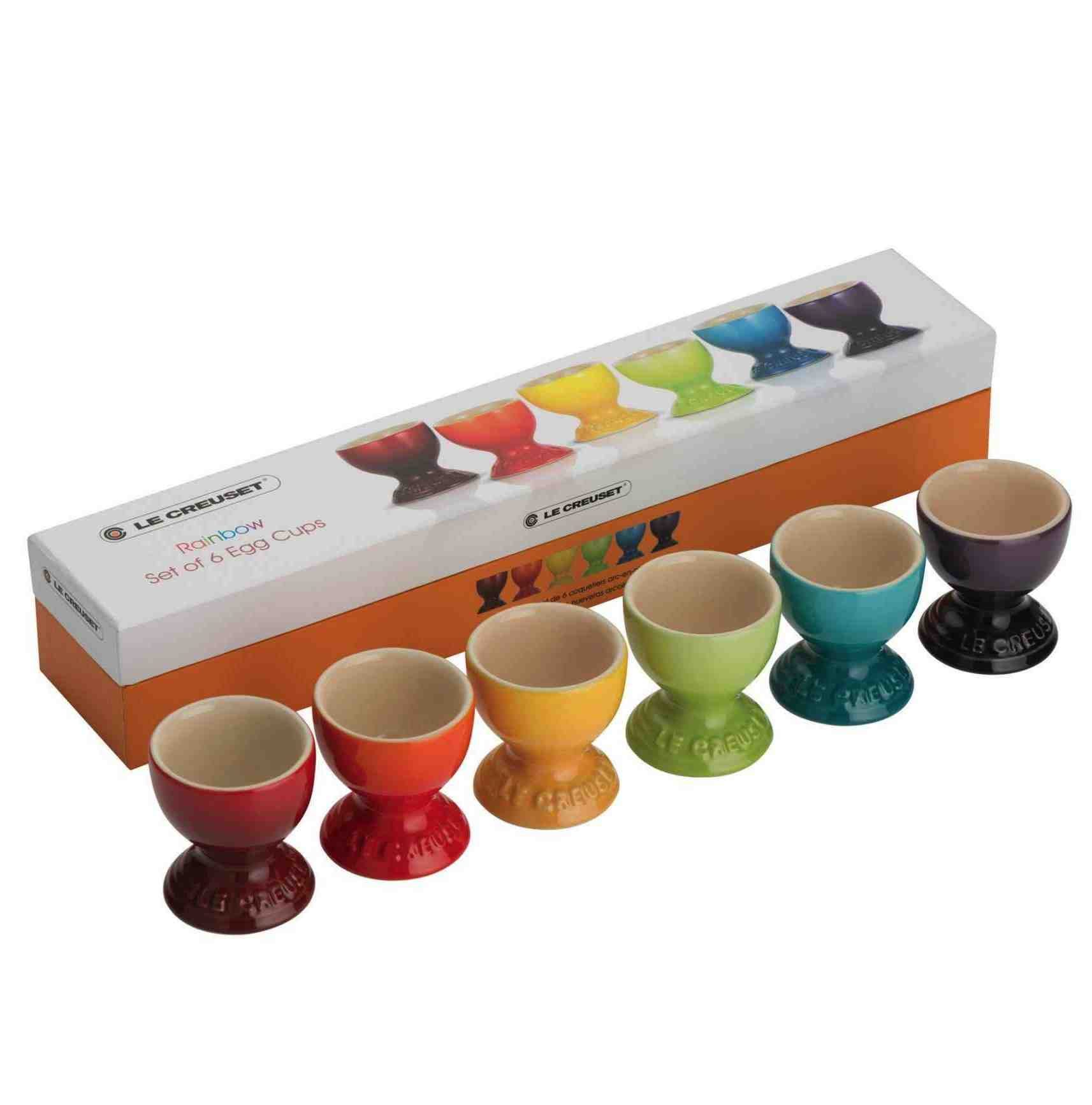 Le Creuset Egg Cups | Set of 6