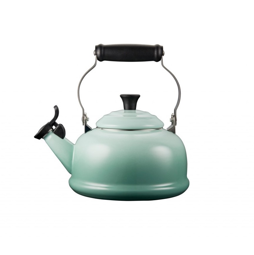 Le Creuset Whistling Tea Kettle 1.7L | Sage