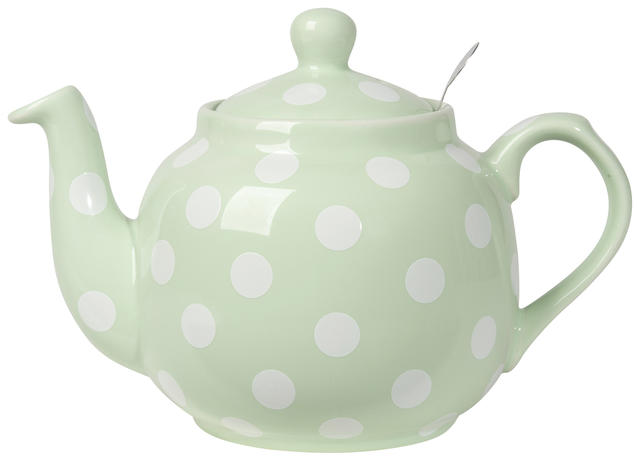 London Pottery Teapot | Mint 4-Cup