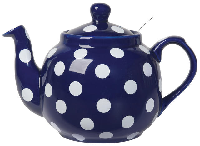 London Pottery Teapot | Navy 4-Cup