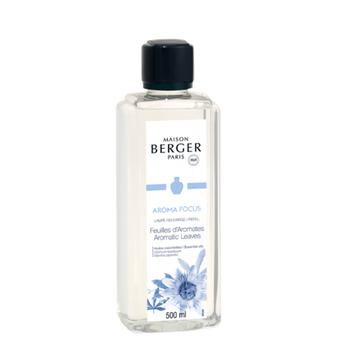 Maison Berger | Focus | Aromatic Leaves Home Fragrance 500ml
