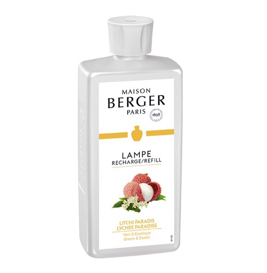 Maison Berger |  Lamp Refill 500ml | Lychee Paradise
