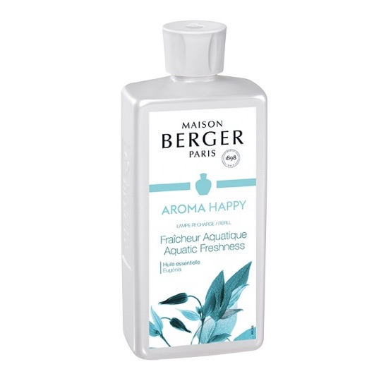 Maison Berger | Happy | Aquatic Freshness Home Fragrance 500ml