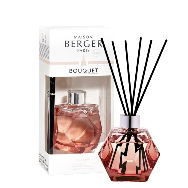 Maison Berger | Pomegranate Geometry Scented Diffuser Gift Pack