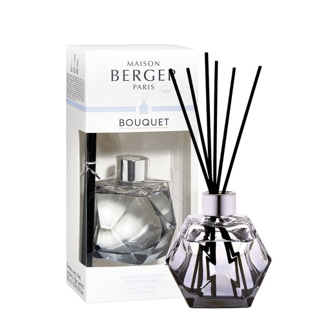 Maison Berger | Liquorice Geometry Scented Diffuser Gift Pack