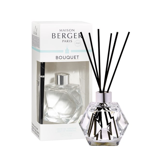 Maison Berger | Clear Geometry Scented Diffuser Gift Pack