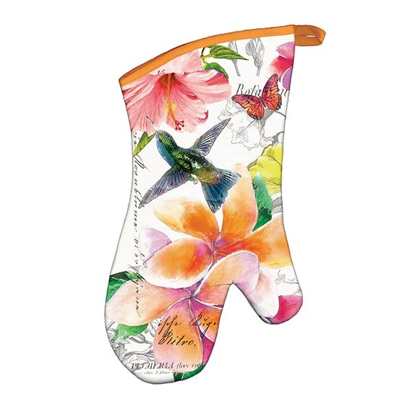 Michel Design Works Oven Mitt | Paradise