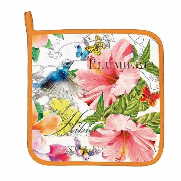 Michel Design Works Potholder | Paradise