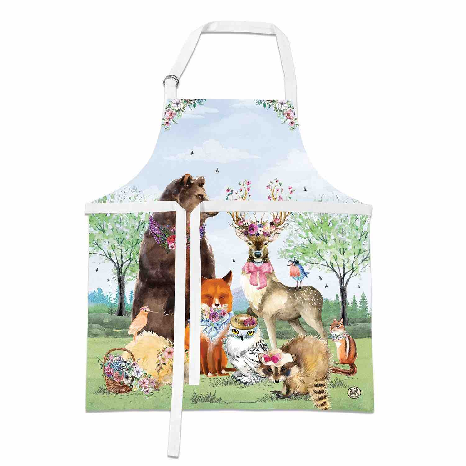 Michel Design Works Apron | Garden Party