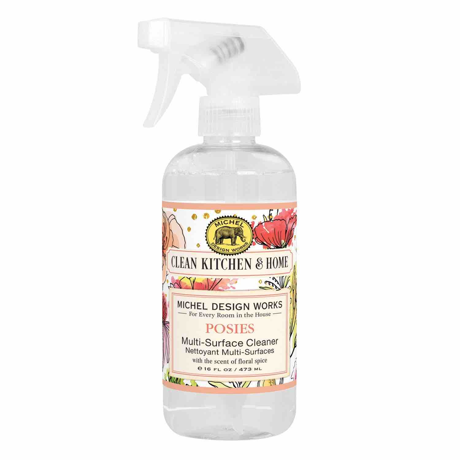 Michel Design Works Multi Surface Cleaner | Posies