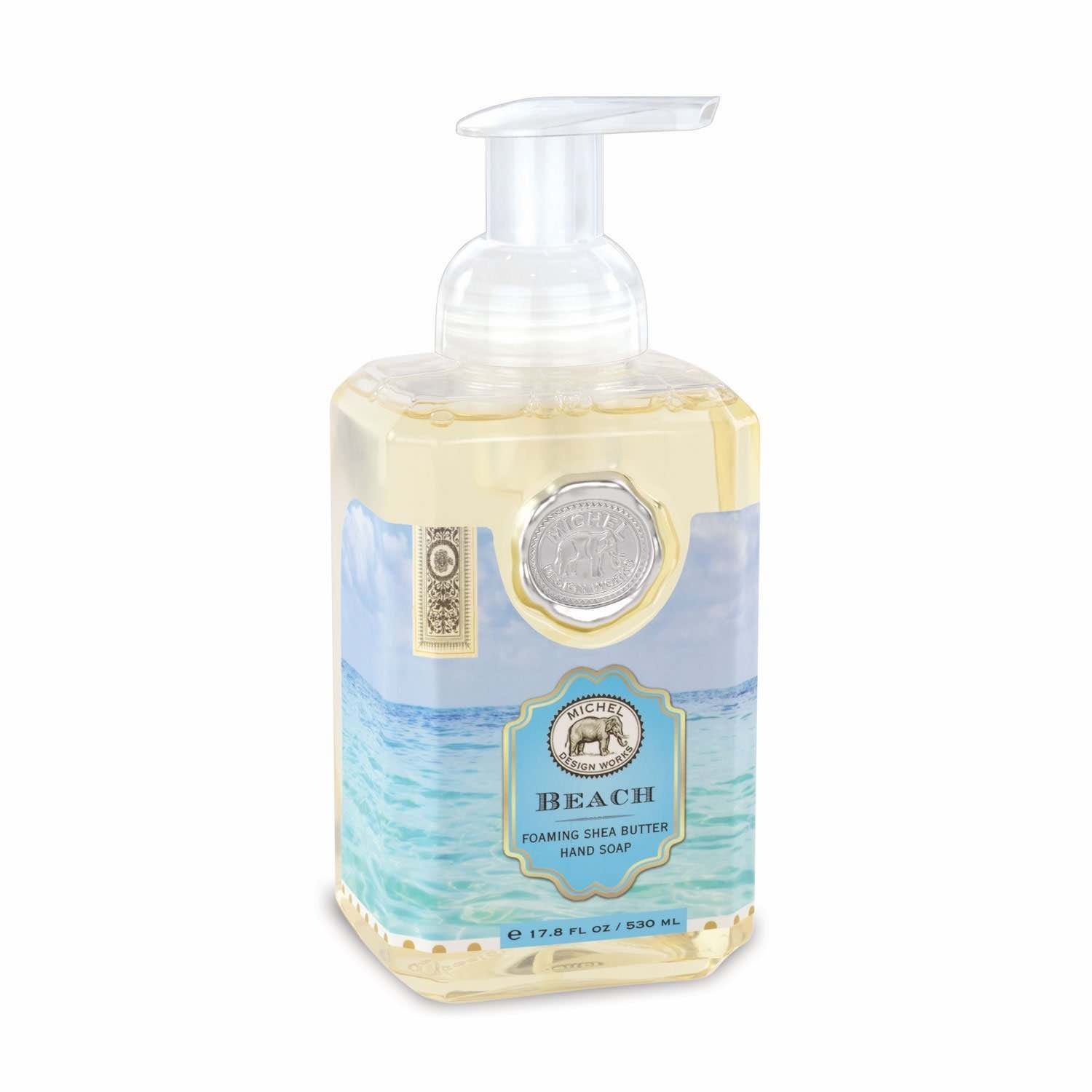 Michel Design Works Foaming Soap | Beach