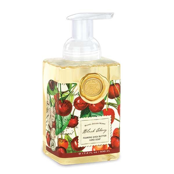 Michel Design Works Foaming Soap | Black Cherry