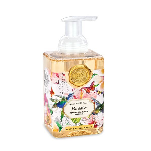 Michel Design Works Foaming Soap | Paradise