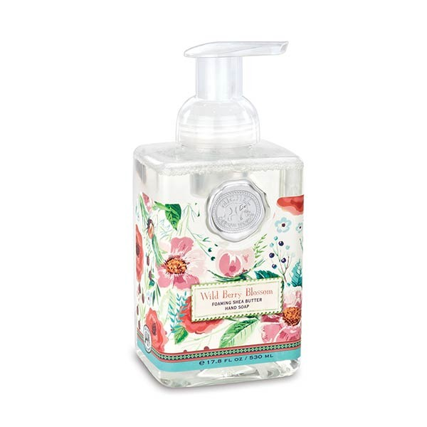 Michel Design Works Foaming Soap | Wild Berry Blossom